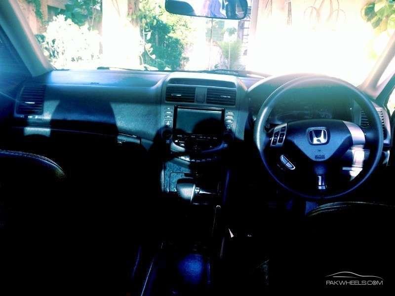 Honda Accord CL7 2005 Image-5