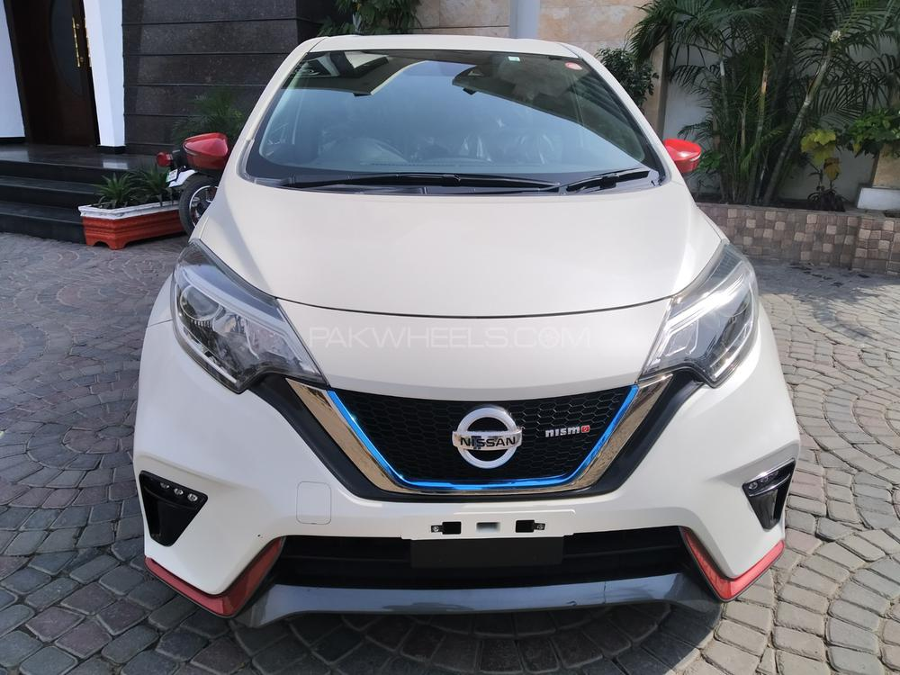Nissan Note E 2018 Image-1