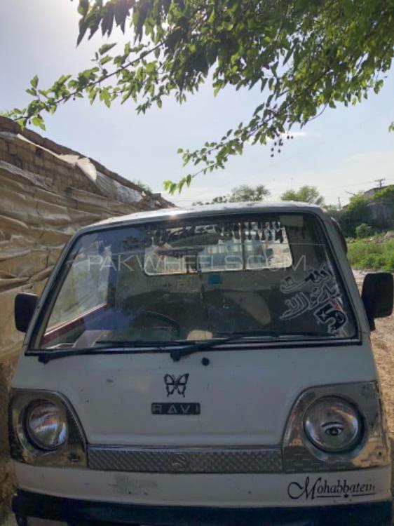 Suzuki Ravi 2004 Image-1