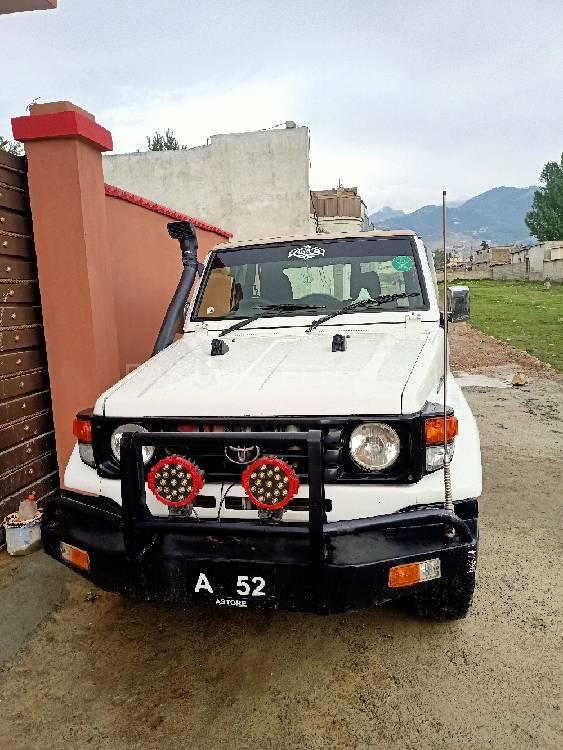 Toyota Land Cruiser RKR 1990 Image-1