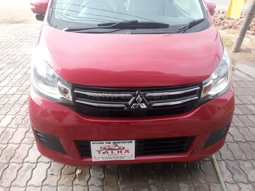 Mitsubishi Ek Wagon E 2017 Image-1