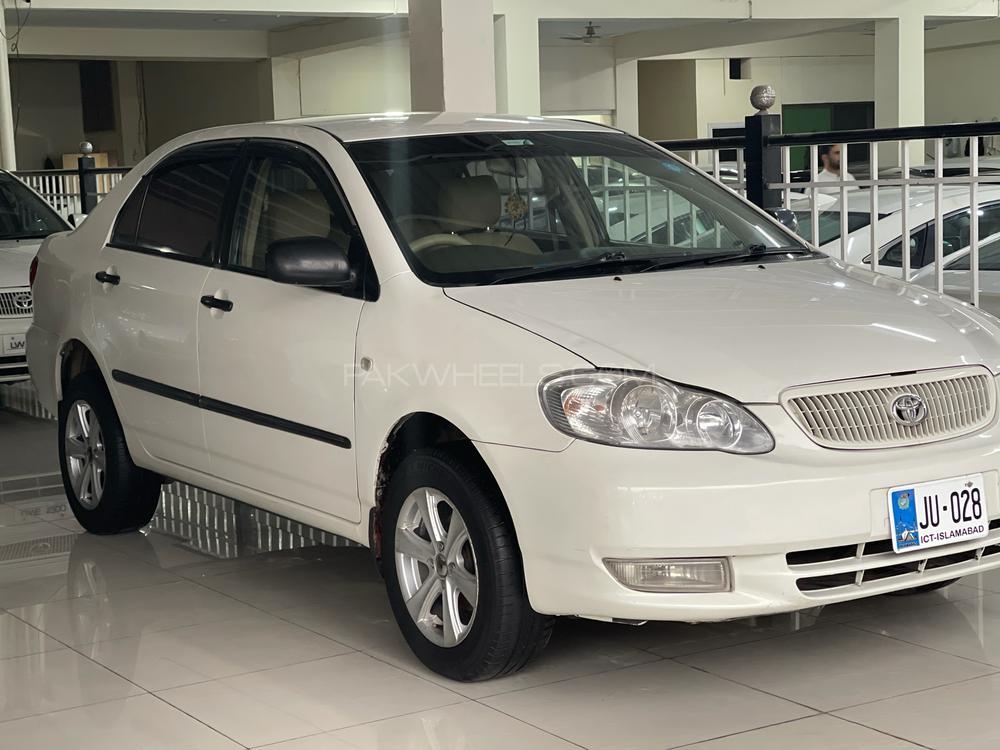 Toyota Corolla XLi VVTi 2005 Image-1
