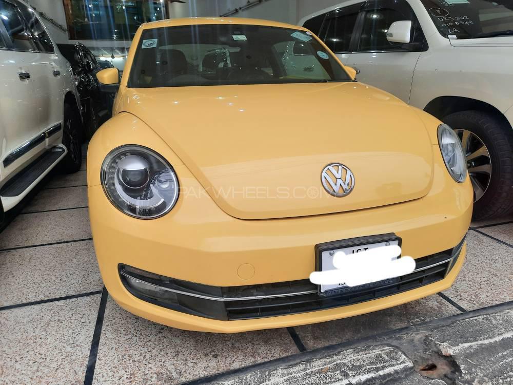 Volkswagen Beetle 1200 2012 Image-1