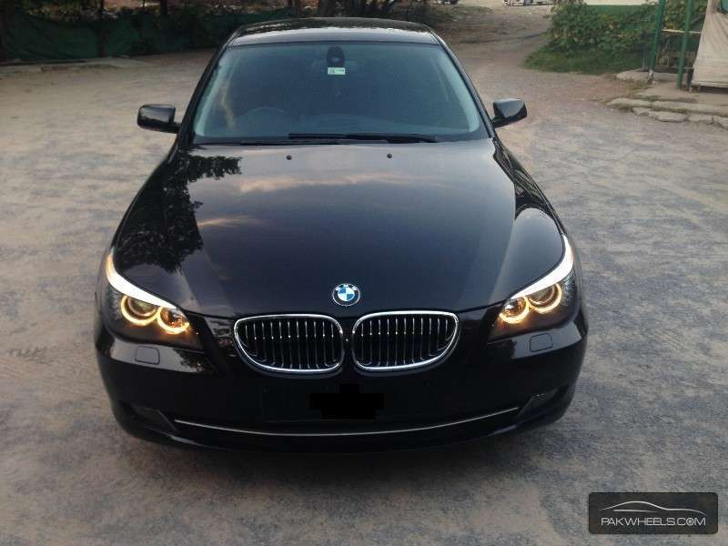 bmw 5 series 523i 2008 for sale in islamabad pakwheels