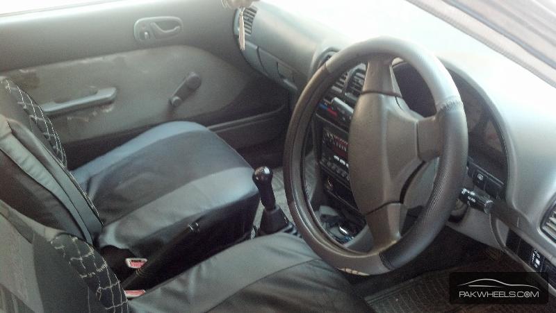 Suzuki Cultus VXR (CNG) 2007 Image-4