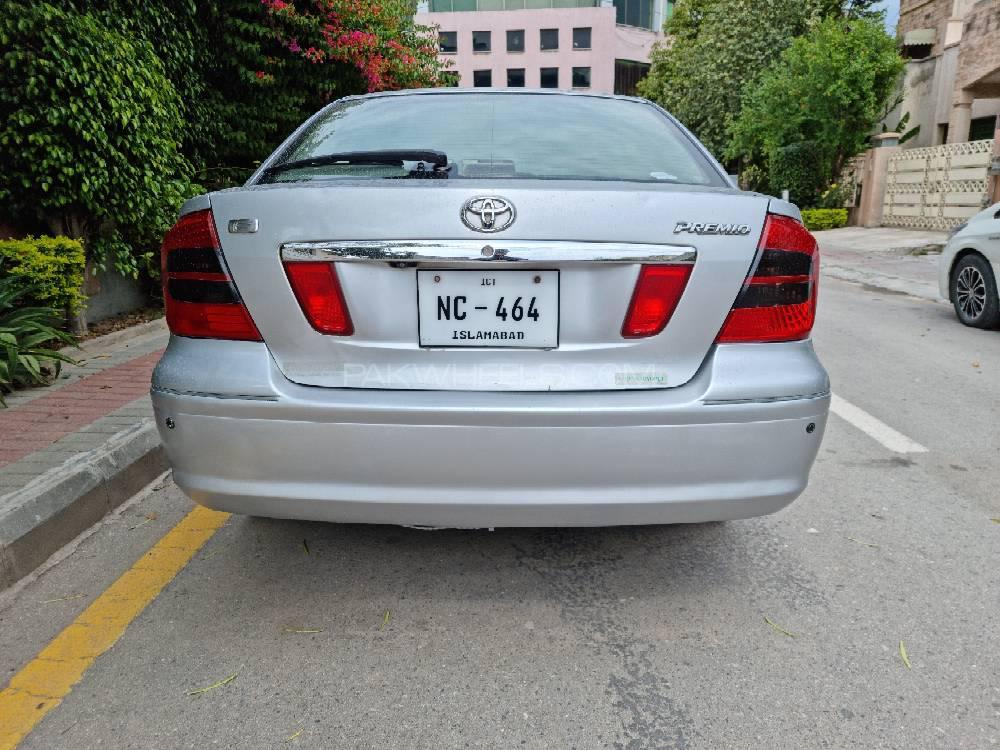 Toyota Premio F L Package 1.5 2005 Image-1