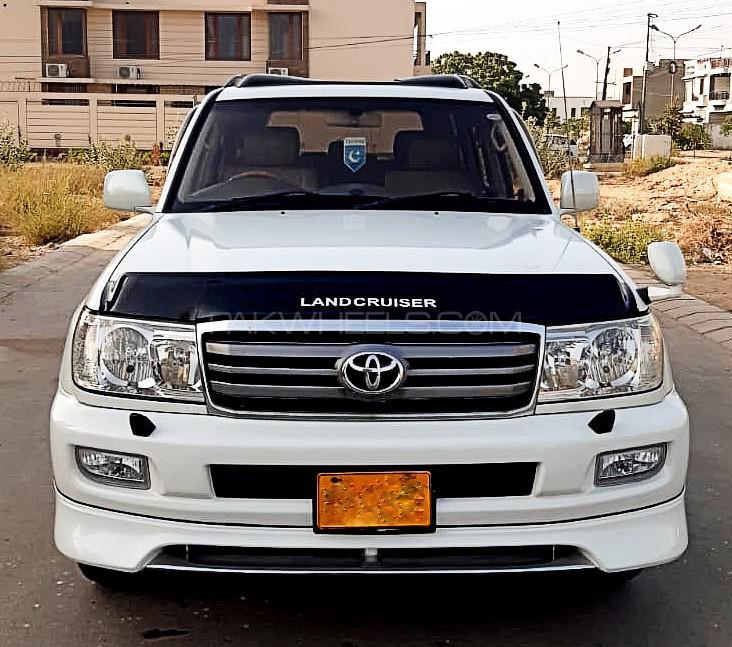 Toyota Land Cruiser VX Limited 4.2D 2004 Image-1