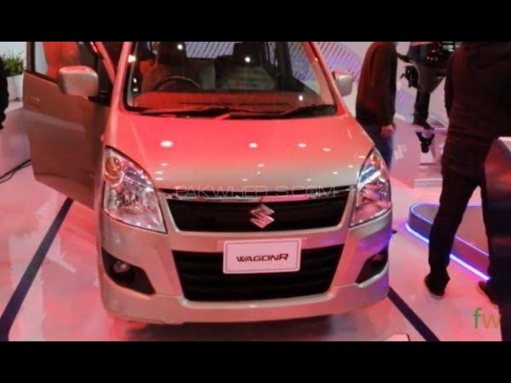 Suzuki Wagon R VXL 2021 Image-1