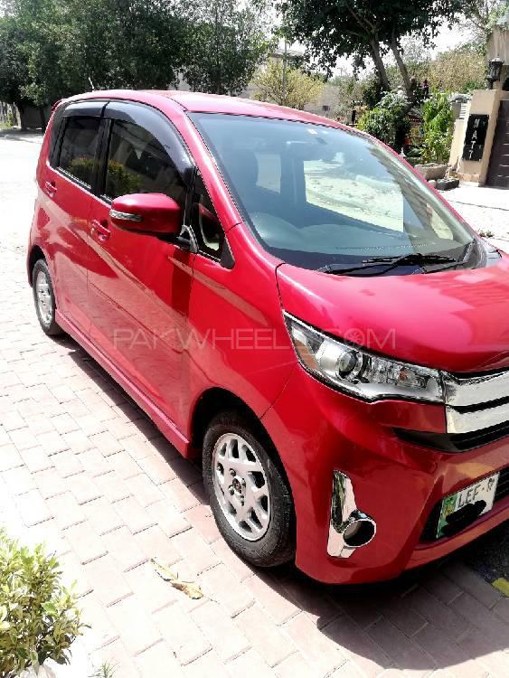 Mitsubishi EK Custom M 2014 Image-1