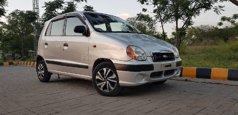 Hyundai Santro Exec GV 2005 Image-1