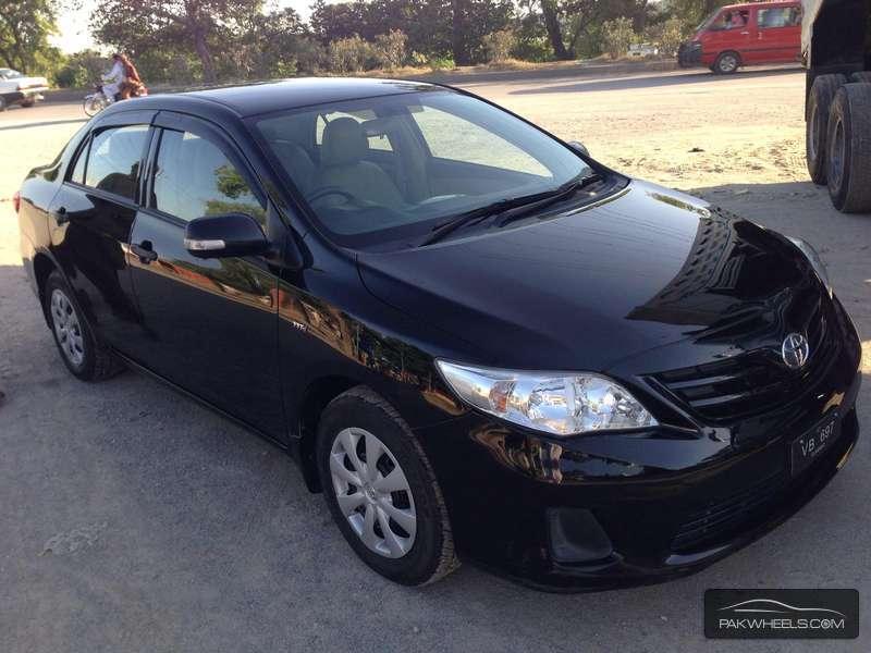 used toyota corolla xli 2011 car for sale in islamabad 761066 pakwheels. Black Bedroom Furniture Sets. Home Design Ideas