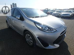 Used Toyota Aqua S 2018