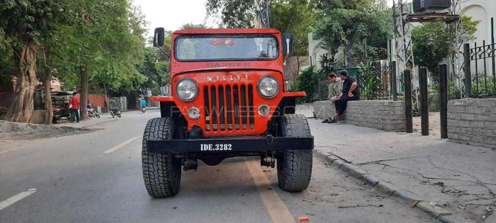 Jeep Other 1964 Image-1