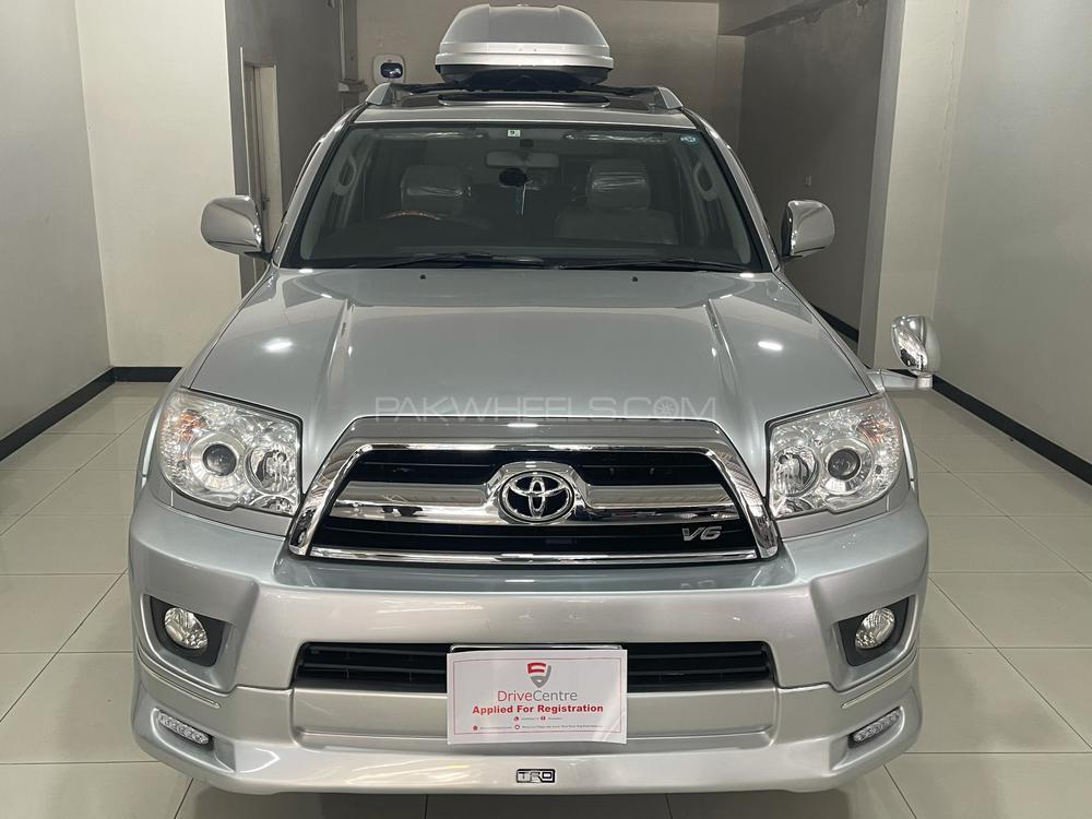 Toyota Surf SSR-G 3.4 2005 Image-1