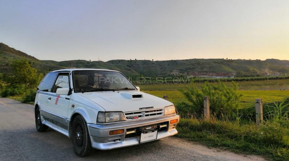 Daihatsu Charade DeTomaso 1986 Image-1