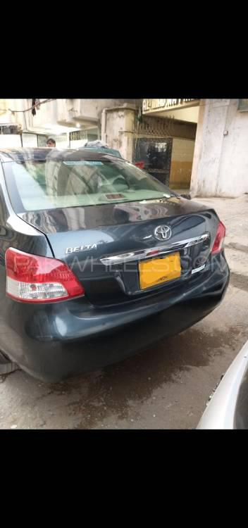 Toyota Belta X Business B Package 1.0 2008 Image-1