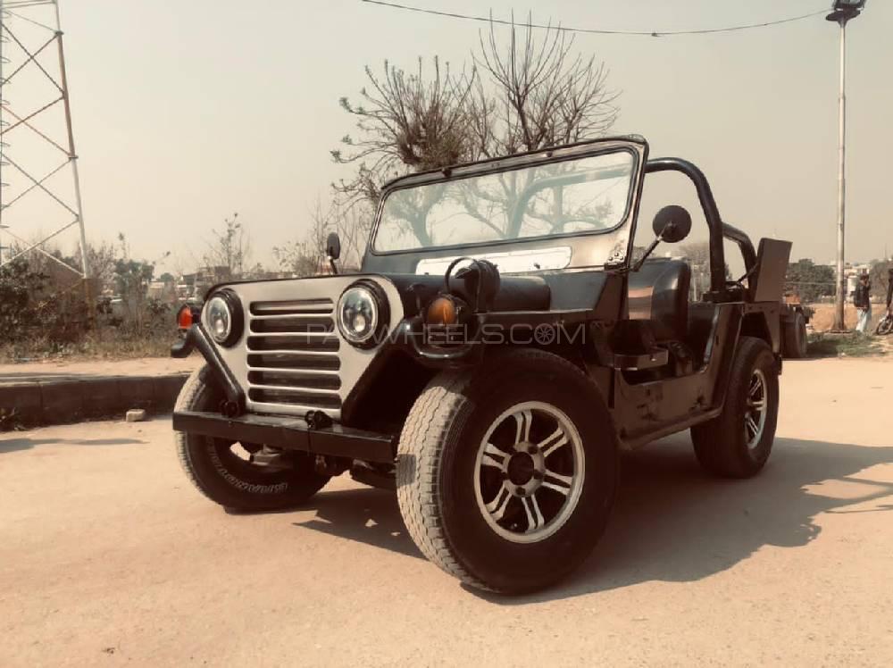 Jeep M 151 Standard 1990 Image-1