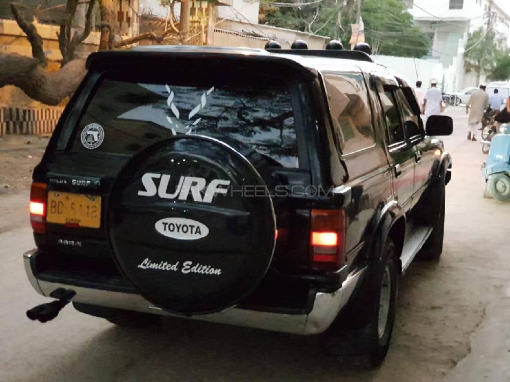 Toyota Surf SSR-X 2.7 1993 Image-1