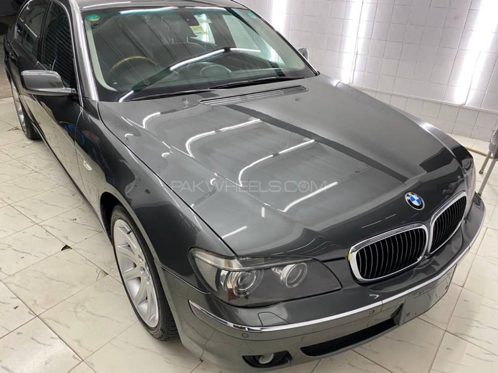 BMW 7 Series 750Li 2006 Image-1