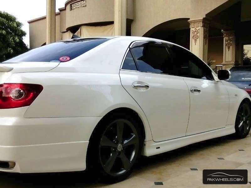 Toyota Mark X 300g Premium 2005 For Sale In Islamabad