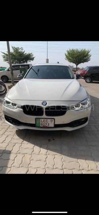 BMW 3 Series 318i 2017 Image-1