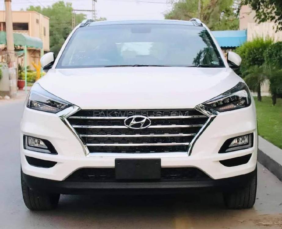 Hyundai Tucson 2021 Image-1