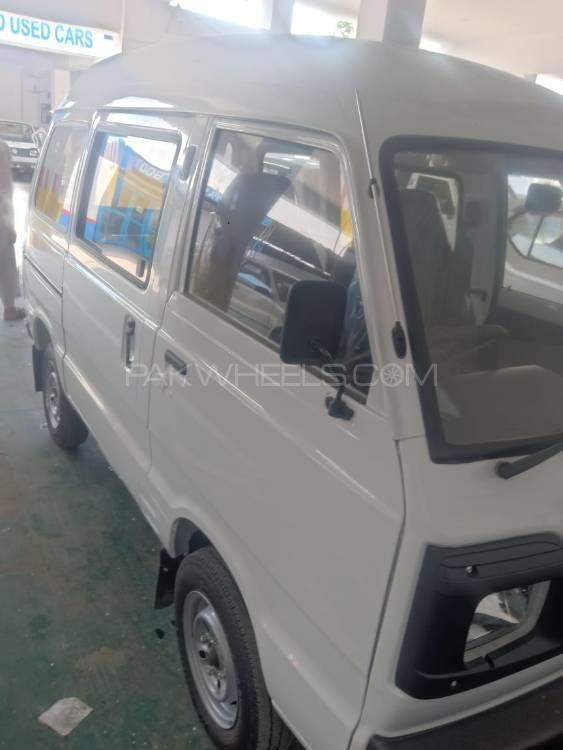 Suzuki Bolan Cargo Van Euro ll 2021 Image-1