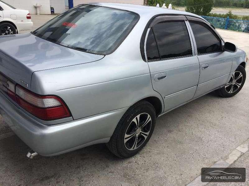 Toyota Corolla GLi 1.6 1997 for sale in Swat | PakWheels