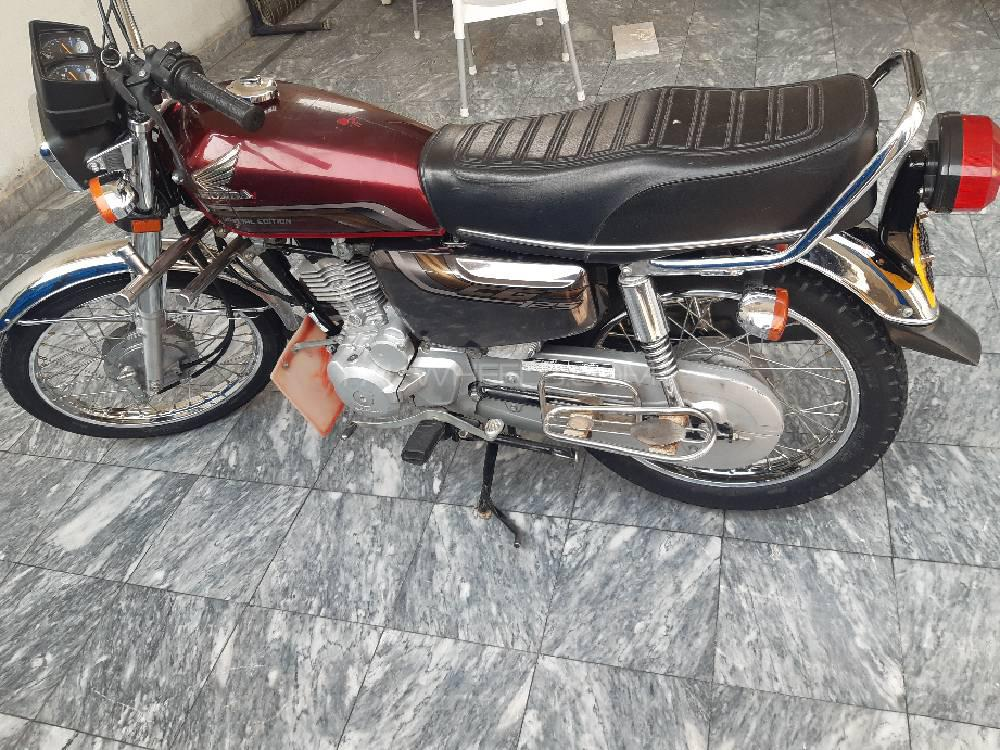 Honda CG 125 2020 Image-1