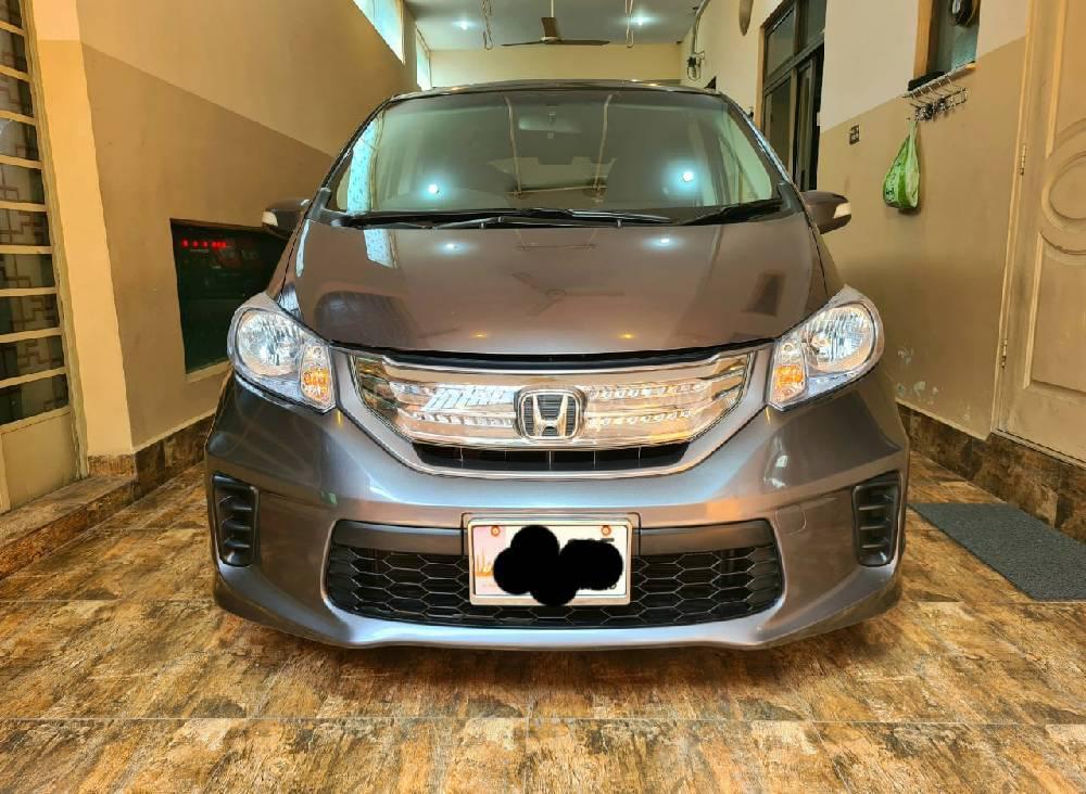 Honda Freed + Hybrid B 2013 Image-1
