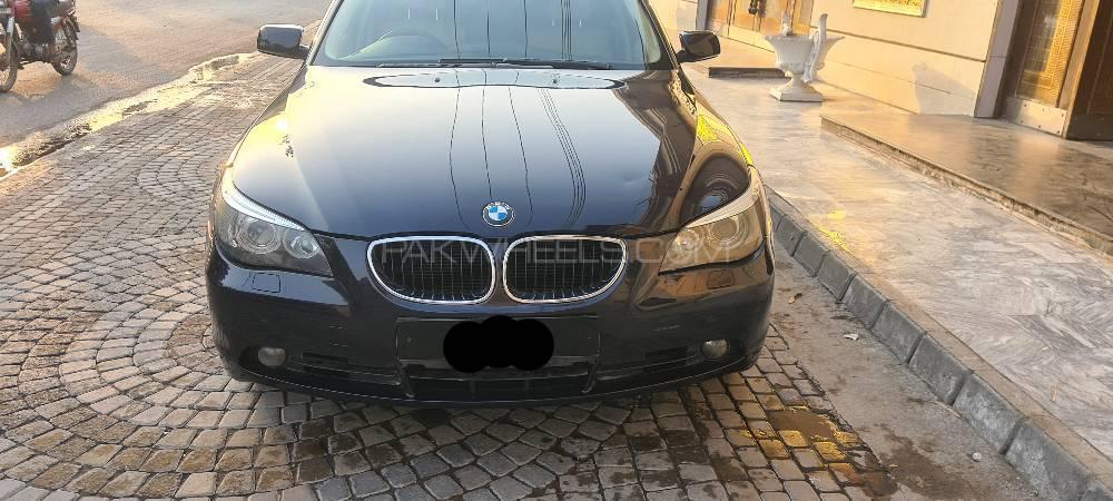 BMW 5 Series 520d 2007 Image-1