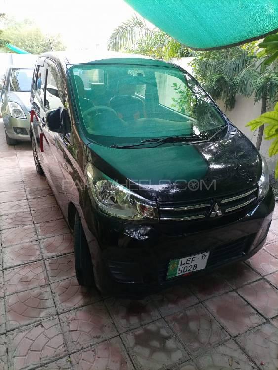 Mitsubishi Ek Wagon 2015 Image-1