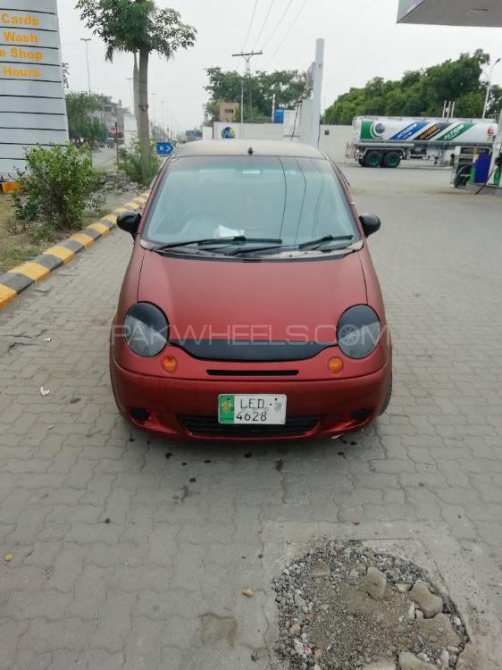 Chevrolet Exclusive 2008 Image-1
