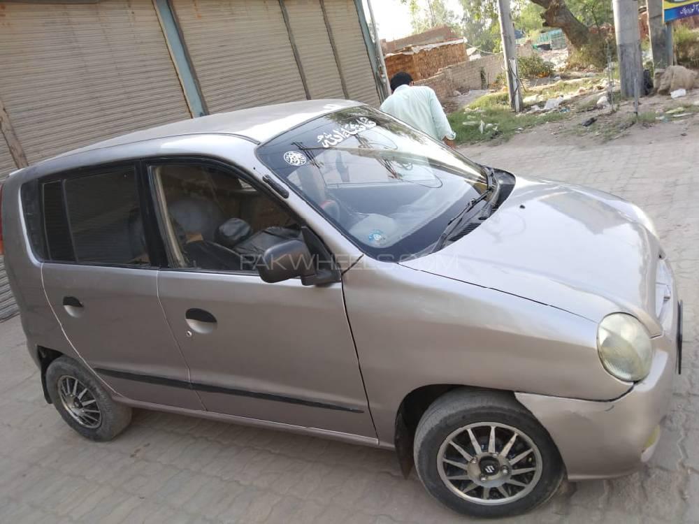 Hyundai Santro Plus 2002 Image-1