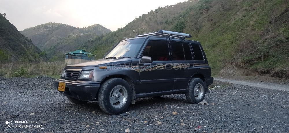 Suzuki Vitara GL+ 1.6 1992 Image-1