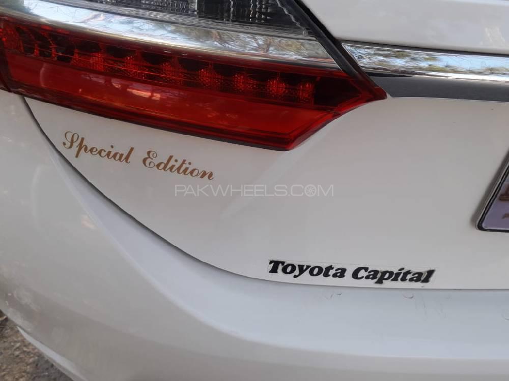 Toyota Corolla GLi 1.3 VVTi Special Edition 2018 Image-1