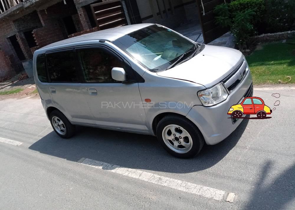 Mitsubishi Ek Wagon Limited 2013 Image-1