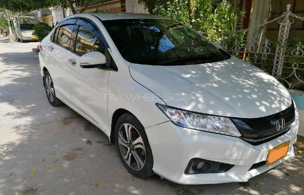 Honda Grace Hybrid EX 2014 Image-1