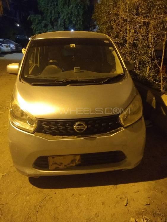 Nissan Dayz X 2013 Image-1