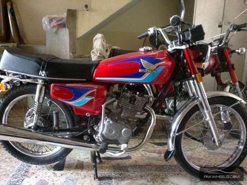 used honda cg 125 1998 bike for sale in rawalpindi 123853 pakwheels. Black Bedroom Furniture Sets. Home Design Ideas