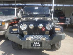 Jeep For Sale In Pakistan Pakwheels