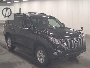 Used Toyota Prado TX L Package 2.7 2016