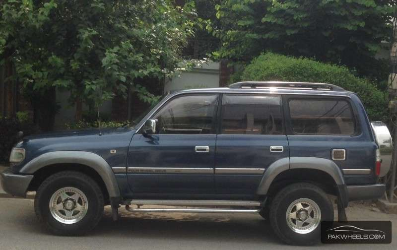 toyota land cruiser 1998 for sale in lahore pakwheels. Black Bedroom Furniture Sets. Home Design Ideas
