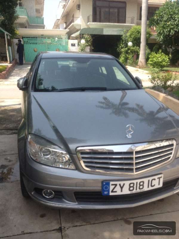 Mercedes benz e series 2007 for sale in islamabad pakwheels for Mercedes benz e series for sale