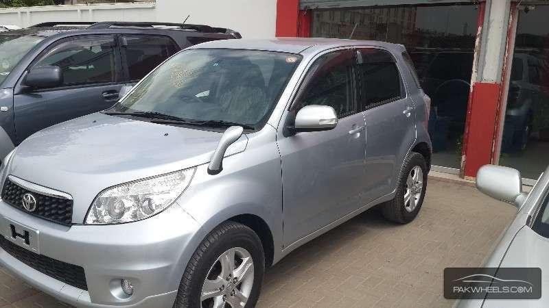 Toyota Rush 2009 Image-3