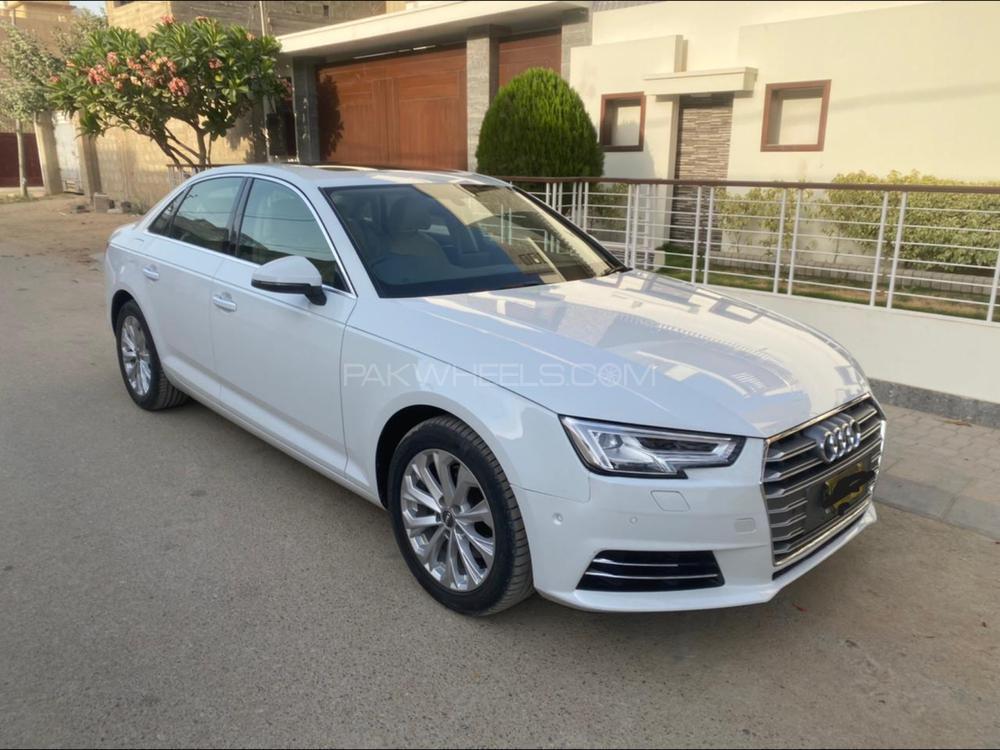 Audi A4 1.4 TFSI  2018 Image-1