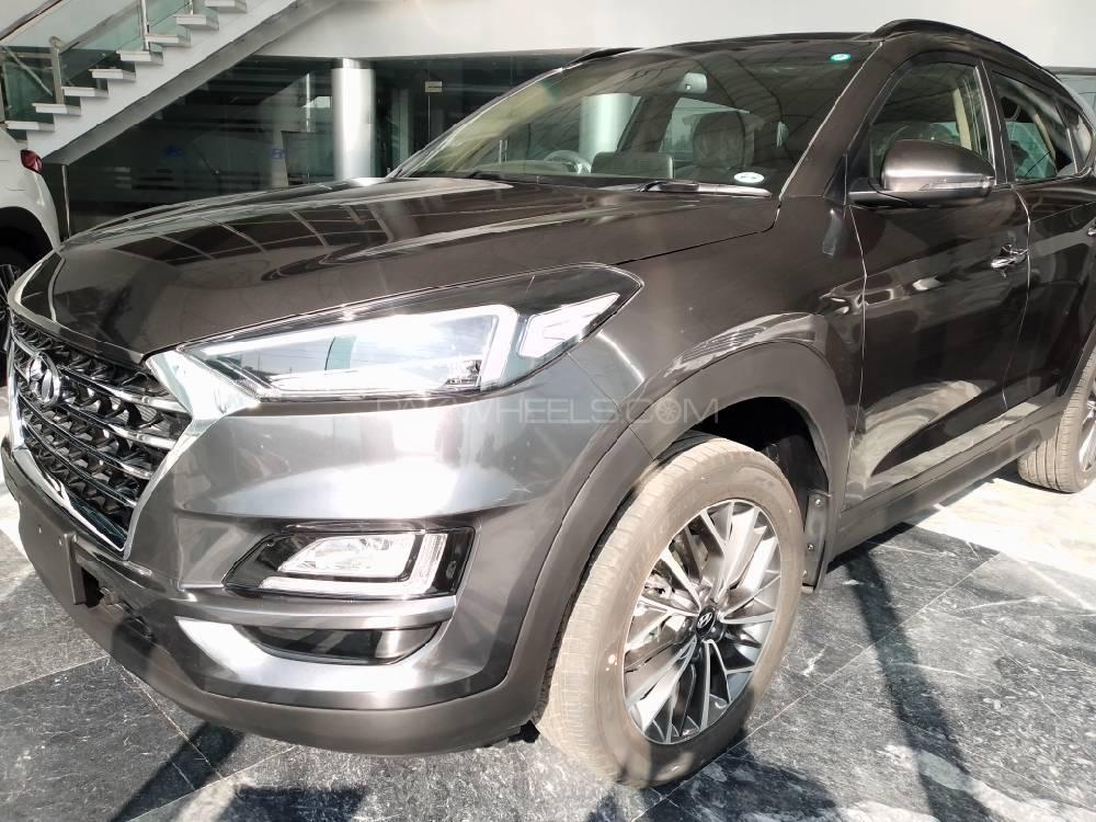 Hyundai Tucson FWD A/T GLS Sport 2021 Image-1