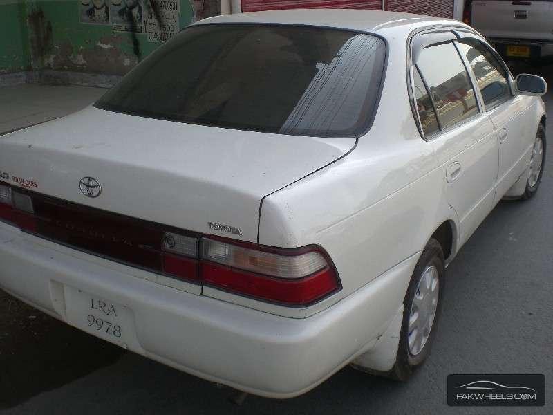 Toyota Corolla 2.0D 2002 Image-3