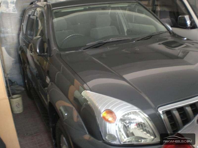 Toyota Prado TX Limited 2.7 2005 Image-1