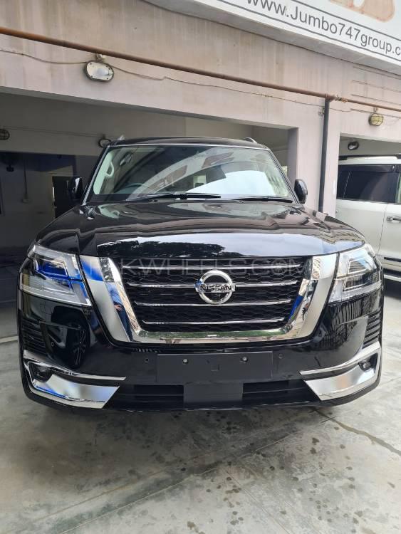 Nissan Patrol 2020 Image-1